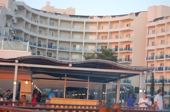 Sealight Resort Hotel: l'hotel