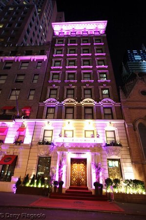 Sanctuary Hotel New York: Night Sanctuary