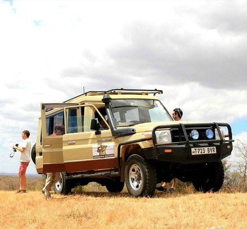 Congema Safaris - Day Tours