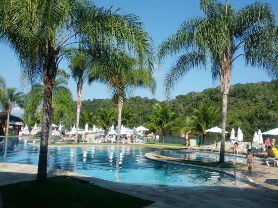 Promenade Angra dos Reis : Área de piscina / praia - Amazing!!!