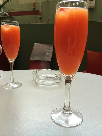 Art Hotel Navigli: complimentary drinks