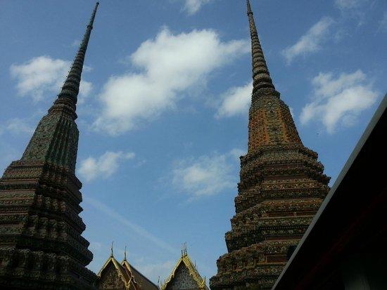 Temple de l'Aube (Wat Arun) : wat arun 3
