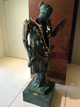 Art Hotel Navigli: Artwork