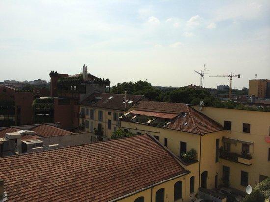 Art Hotel Navigli: View