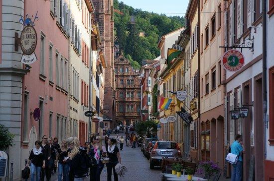 Altstadt (Old Town): Старый город
