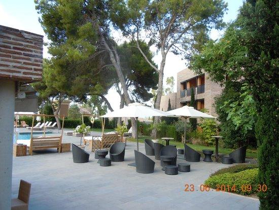 Hotel Vincci Seleccion Estrella del Mar : Ex