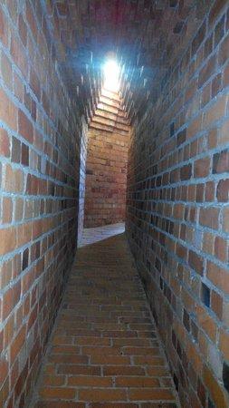 Ayuntamiento: Вместо лестницы