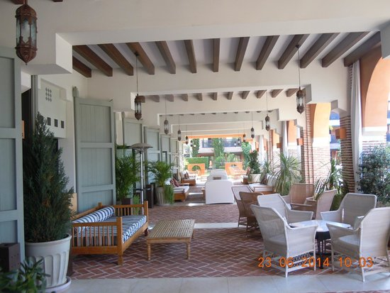 Hotel Vincci Seleccion Estrella del Mar : Halle