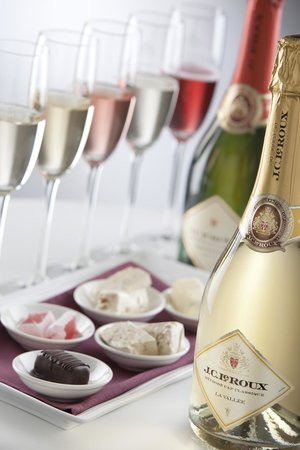 House of J.C. Le Roux: Bubbly and Nougat Pairing