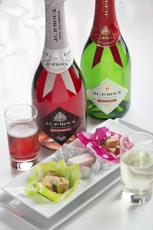 House of J.C. Le Roux: Non-alcoholic Bubbly Pairing