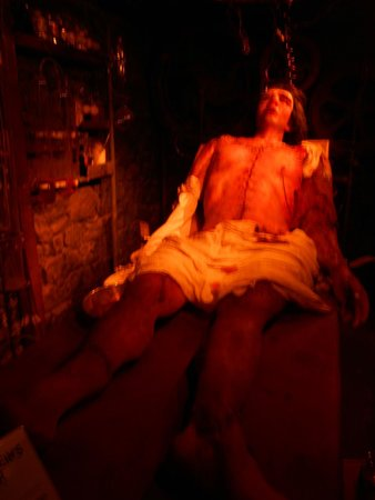 National Wax Museum Plus : parte horror del museo