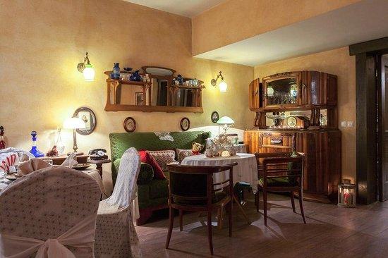 Ресторан Шале-отель Таёжные дачи