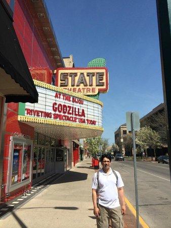 State Theatre : so cute