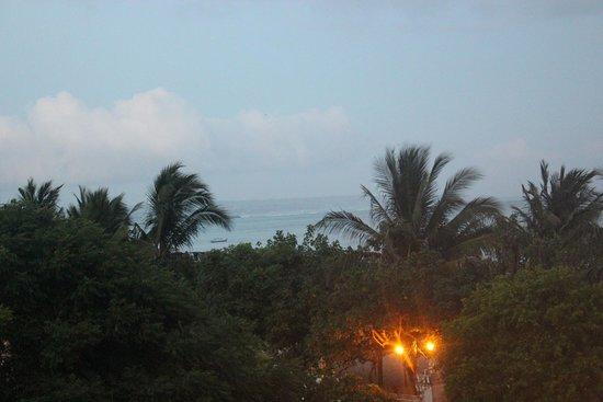 Sheraton Bali Kuta Resort: View from room