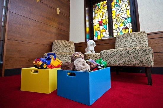 Vila Podvin: Children's play room