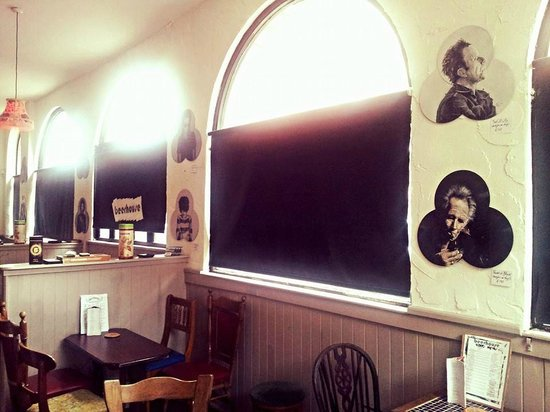 Beerhouse: Inside