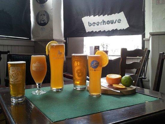 Beerhouse: Beers