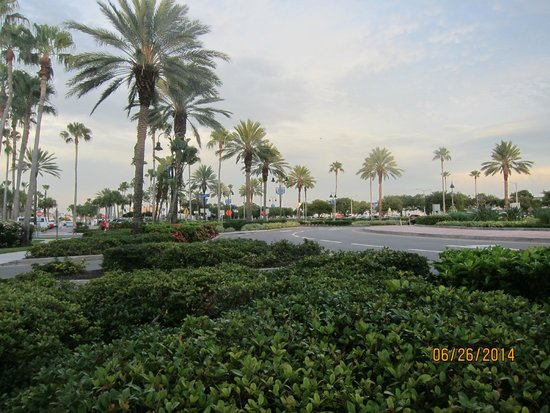 Clearwater Beach : quick shot without cars!