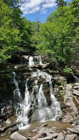 Kaaterskill Falls: wonder of nature