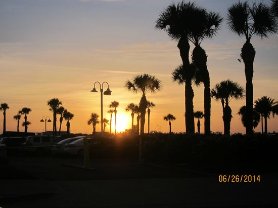 Clearwater Beach : sunset