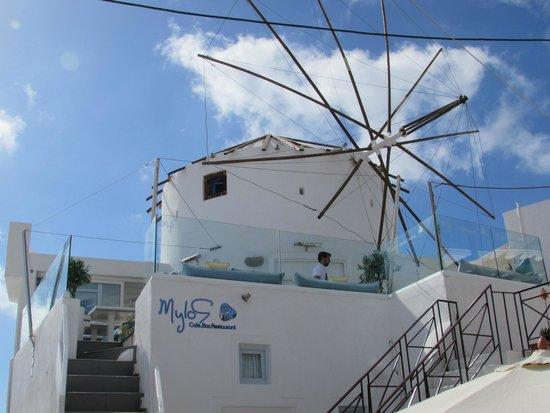 Mylos Bar Restaurant: Mylos!