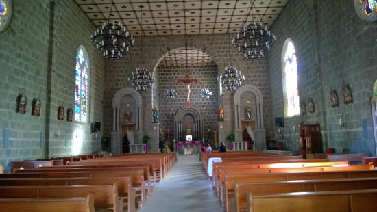 Igreja Matriz Sao Pedro Apostolo : Parte interna da igreja
