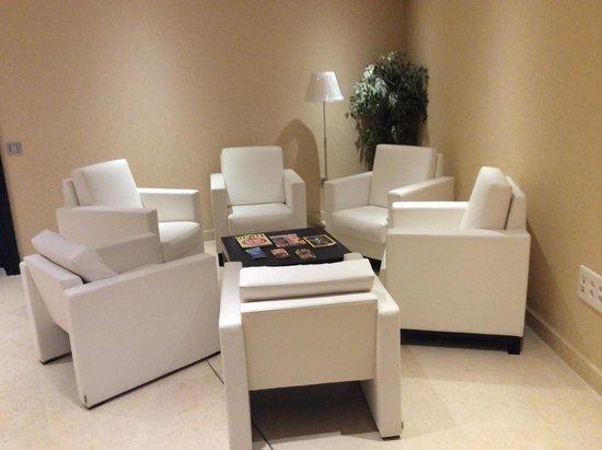 Vincci Seleccion Aleysa Hotel Boutique & Spa: openbare leesruimte