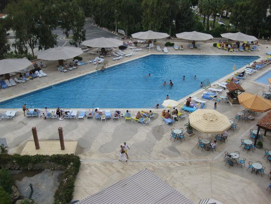 Grand Prestige Hotel & Spa: hoofd zwembad