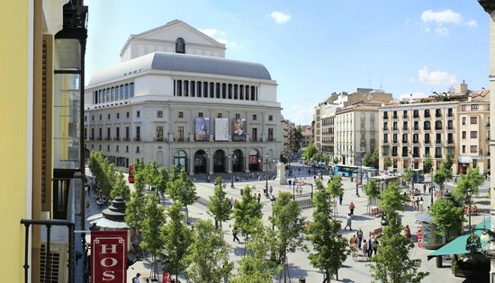Hostal oriente madrid spain hotel reviews photos for Hotel calle arenal madrid