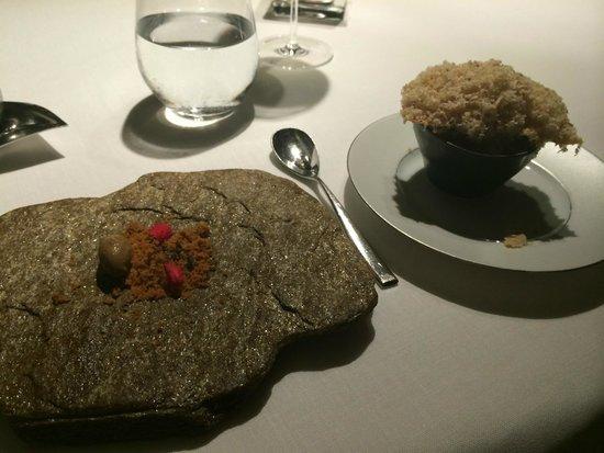 ABaC Restaurant: tasting menu