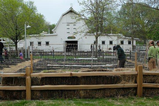 Lincoln Park Zoo : Farm House