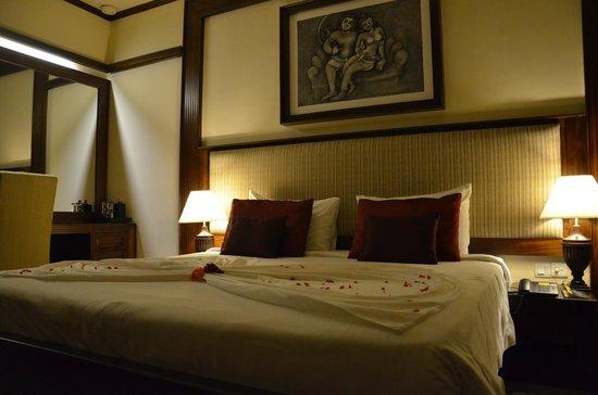 Amaya Hills Kandy : la nostra camera