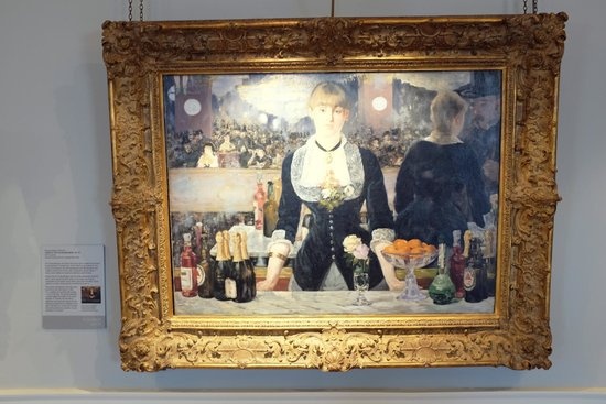 The Courtauld Gallery: One of my favourite paintings.