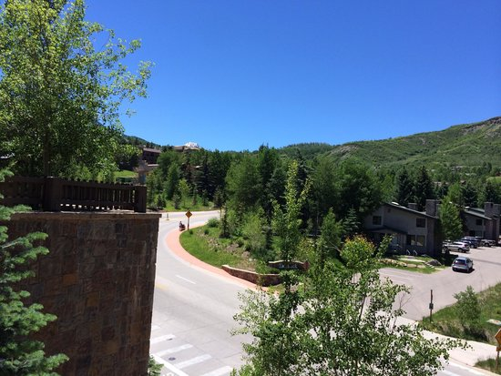 Capitol Peak Lodge: Balcony view