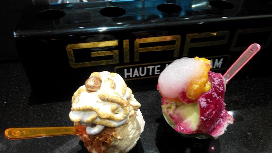 Giapo Ice Cream: yumm