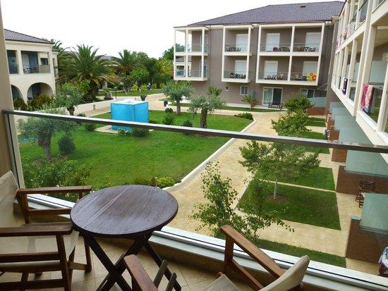 Alexandra Beach Thassos Spa Resort: View from room