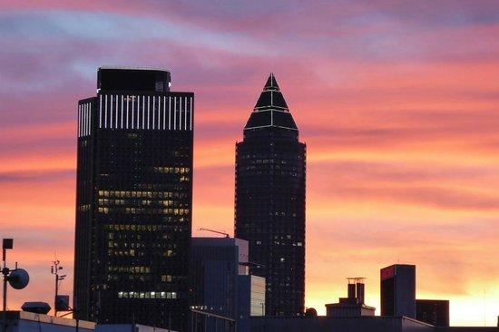 Wyndham Grand Frankfurt: Skyview