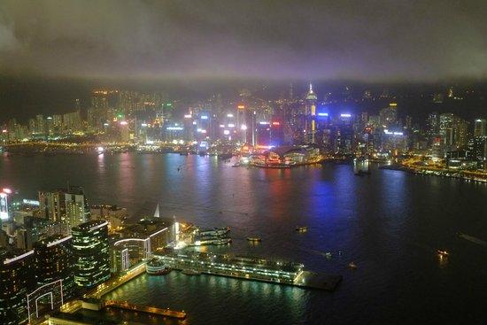 Sky100 Hong Kong Observation Deck: sky100