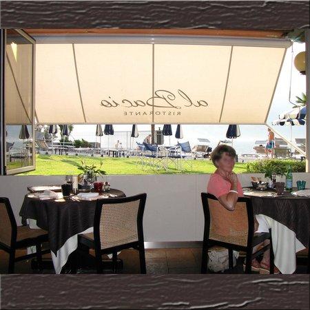 Hotel Castello Lake Front: Restaurant