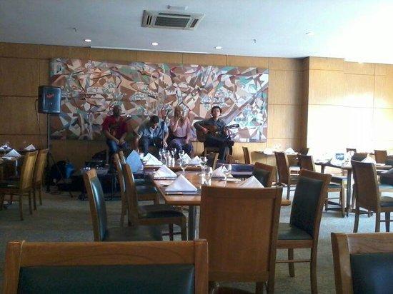 Novotel Sao Paulo Center Norte: Restaurante com Feijoada e Samba aos Sábados
