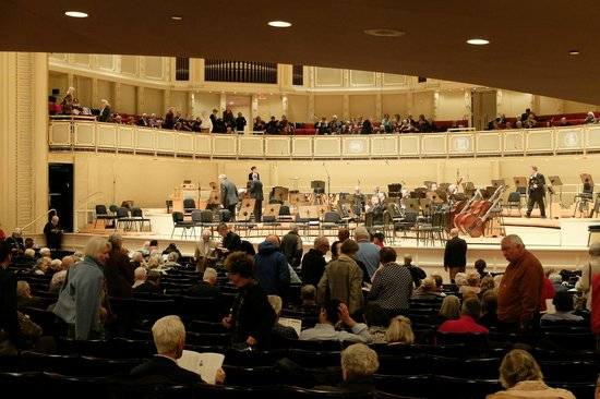 The Chicago Symphony Orchestra Tour Review
