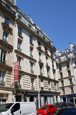 The Five Hotel: just in Quartier Latin