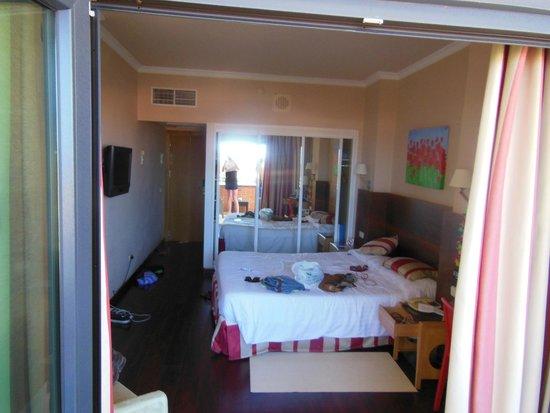 Hotel Neptuno Gran Canaria: The room