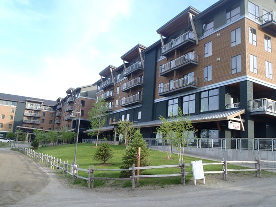Jay Peak Resort: hotel jay