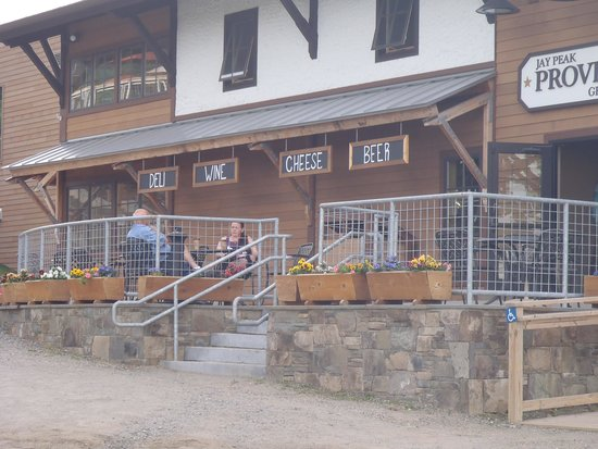 Jay Peak Resort: general store