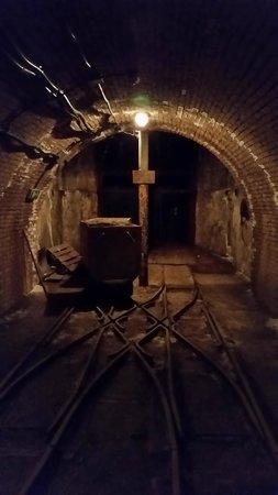 Museo del Carbone: Dentro la miniera
