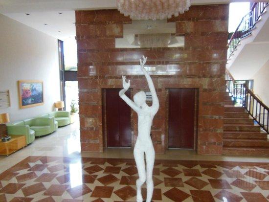 Hotel Neptuno Gran Canaria: Lobby