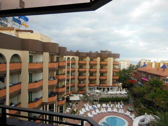 MUR Hotel Neptuno Gran Canaria : Hotel view