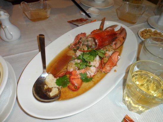 Jumbo Seafood : Lobster