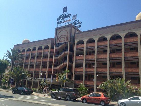 MUR Hotel Neptuno Gran Canaria: Hotel Neptuno
